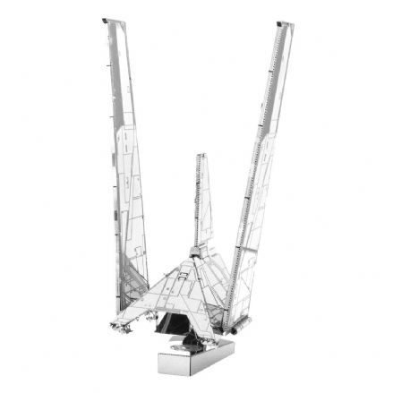 Star Wars Rogue One Metal Earth Krennics Imperial Shuttle Model Kit